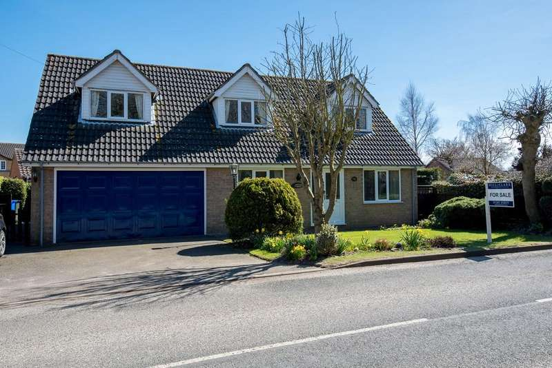 4 Bedrooms Detached Bungalow for sale in Tattershall Road, Boston, PE21