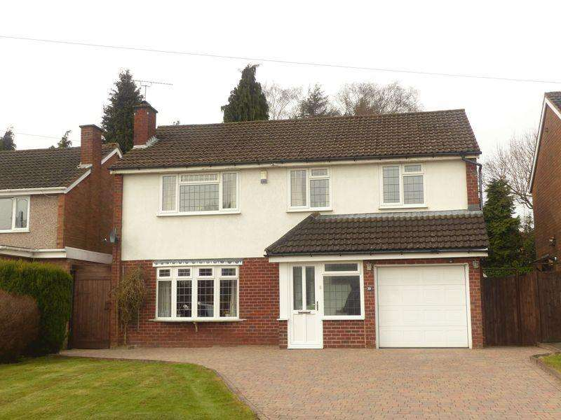 4 Bedrooms Detached House for sale in Grosvenor Close, Sutton Coldfield