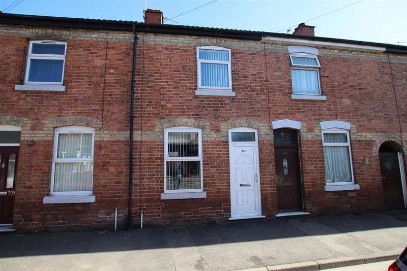3 Bedrooms Terraced House for sale in Derby Street, Burton