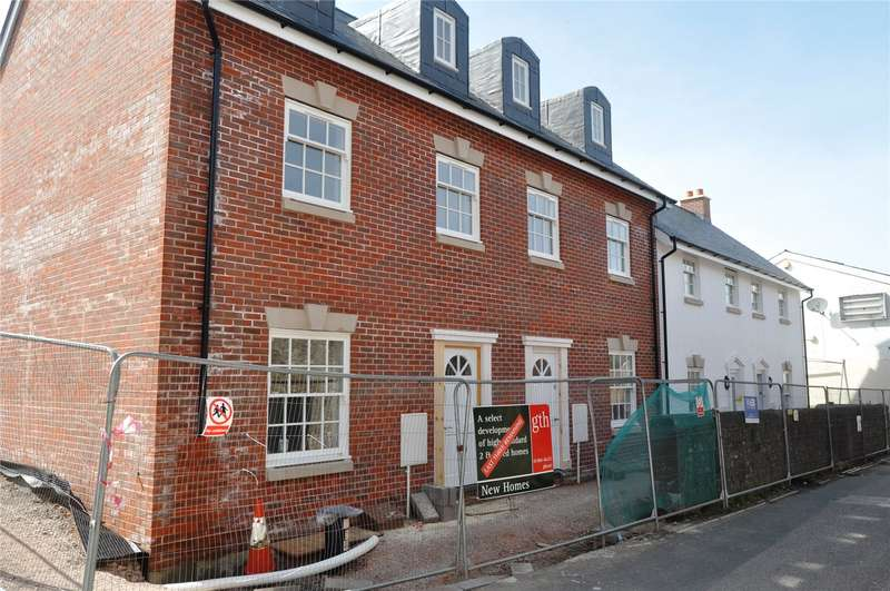 3 Bedrooms Terraced House for sale in Northcote Terrace, Honiton, Devon, EX14