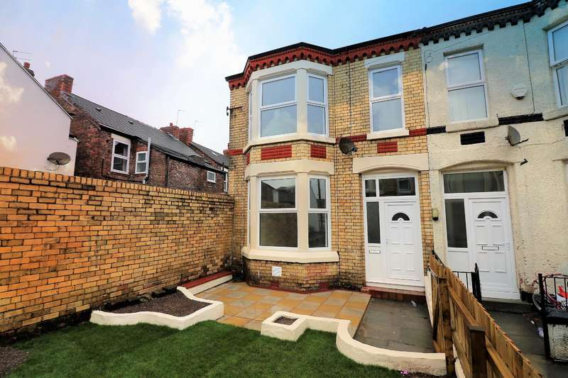 3 Bedrooms House for sale in May Avenue, Wallasey, CH44 9EP