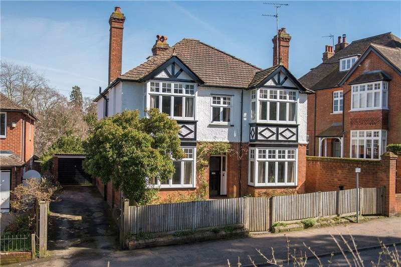5 Bedrooms Unique Property for sale in Highbury Road, Hitchin, Hertfordshire
