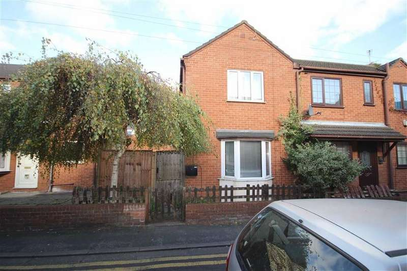 2 Bedrooms Semi Detached House for sale in Queen Street, Lincoln, Lincolnshire