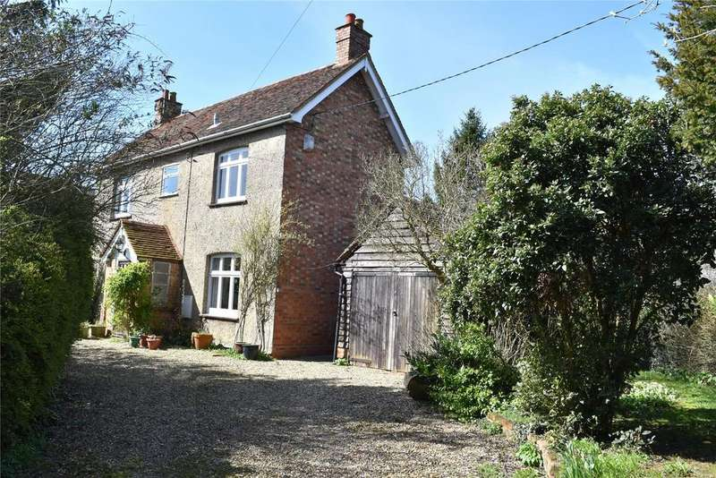 3 Bedrooms Detached House for sale in Newton Road, Stoke Hammond