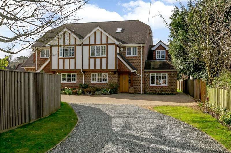 4 Bedrooms Semi Detached House for sale in Bradbourne Vale Road, Sevenoaks, Kent