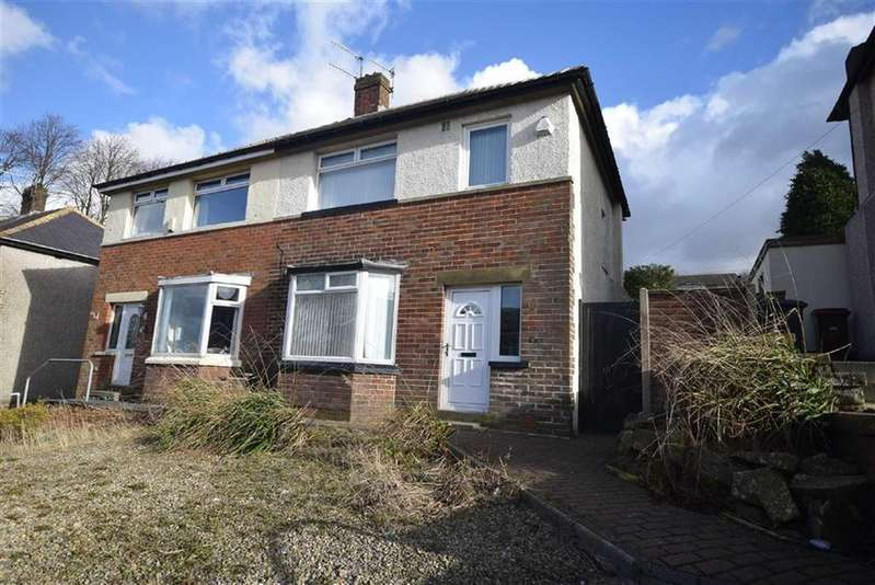 3 Bedrooms Semi Detached House for sale in Walverden Road, Brierfield, Lancashire