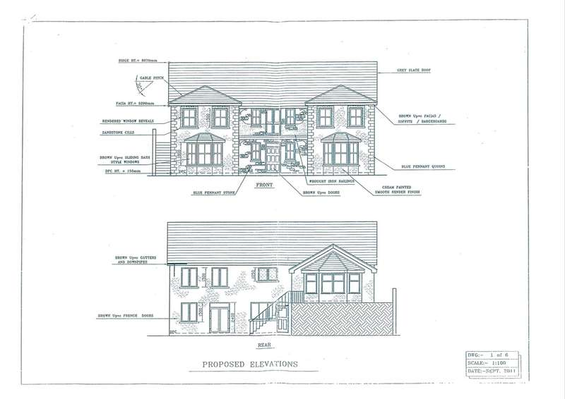 Land Commercial for sale in Mcclaren Cottages, Abertysswg, Tredegar
