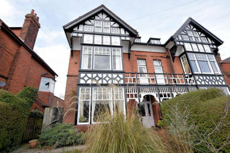 7 Bedrooms Semi Detached House for sale in Stepney Road, Scarborough, North Yorkshire YO12 5BN