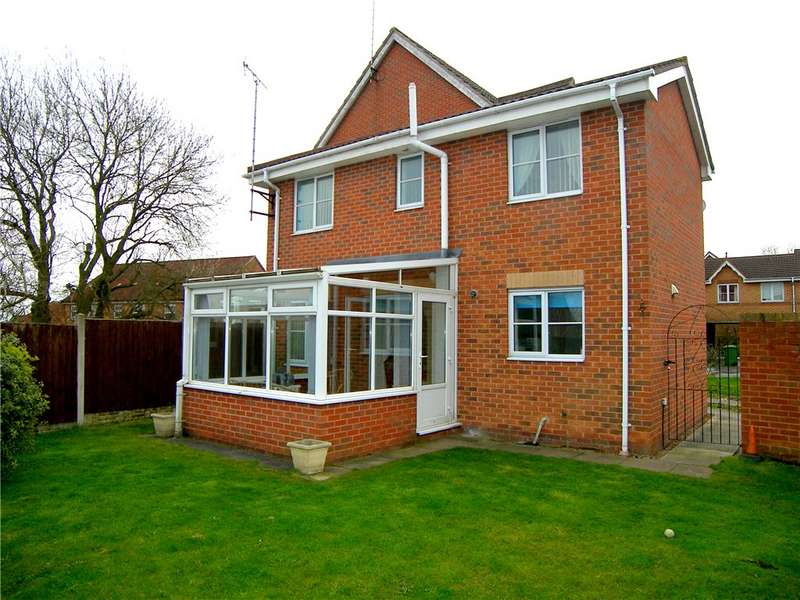 2 Bedrooms Semi Detached House for sale in Middleton Way, Riddings, Alfreton, Derbyshire, DE55