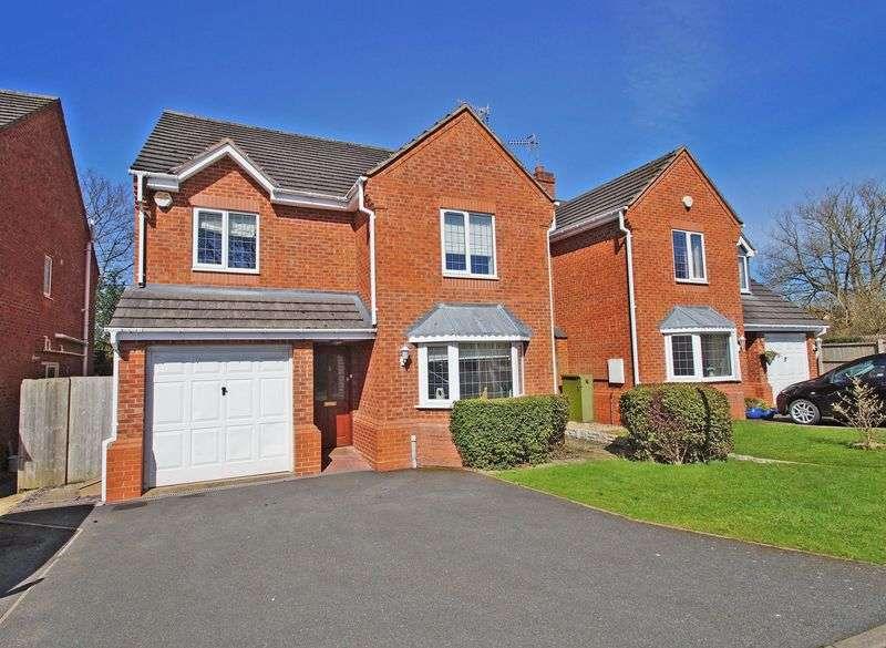 5 Bedrooms Property for sale in Eliza Gardens Catshill, Bromsgrove