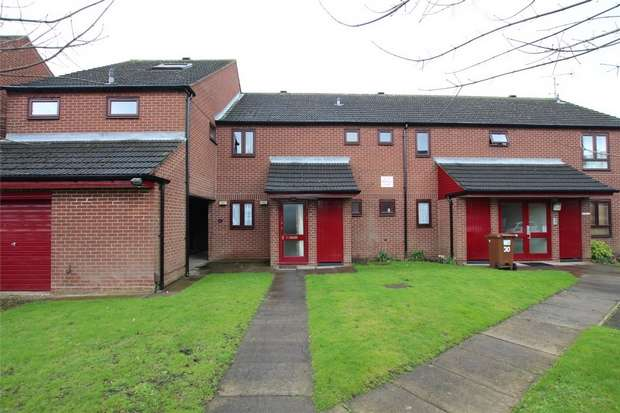 1 Bedroom Retirement Property for sale in Maxwell Close, Lichfield, Staffordshire
