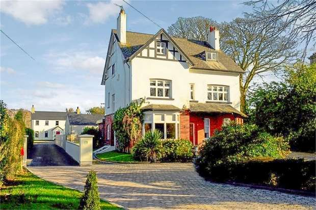4 Bedrooms Detached House for sale in Belfast Road, Newtownards, County Down