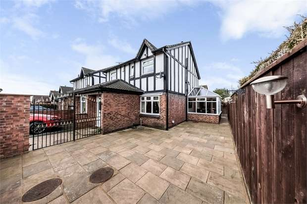 4 Bedrooms Detached House for sale in Belford Way, Newton Aycliffe, Durham