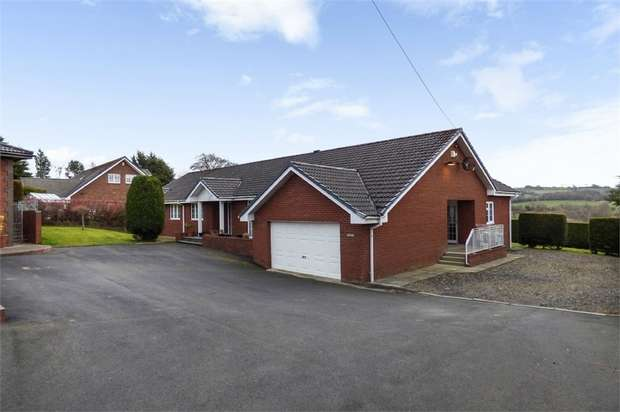 5 Bedrooms Detached Bungalow for sale in Horsleyhead,, Wishaw, North Lanarkshire