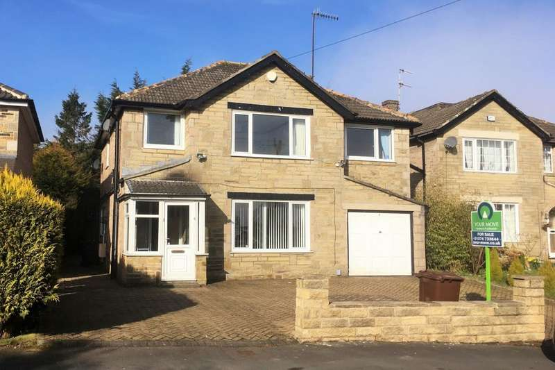 4 Bedrooms Detached House for sale in Shay Fold, Bradford, BD9