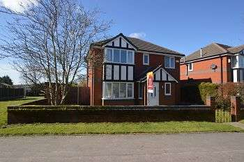 4 Bedrooms Detached House for sale in Manchester Road, Blackrod, Bolton, BL6 5AZ