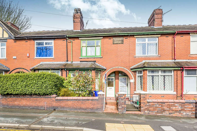 2 Bedrooms Terraced House for sale in The Boulevard, STOKE-ON-TRENT, ST6