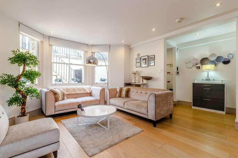 1 Bedroom Flat for sale in Elm Park Gardens, Chelsea, London, SW10
