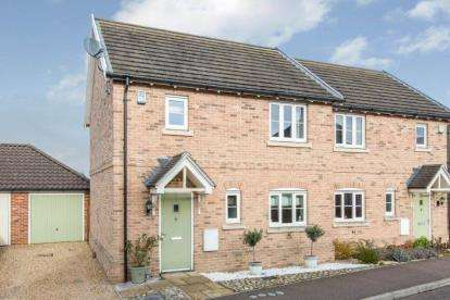 2 Bedrooms Semi Detached House for sale in Hingham, Norwich, Norfolk