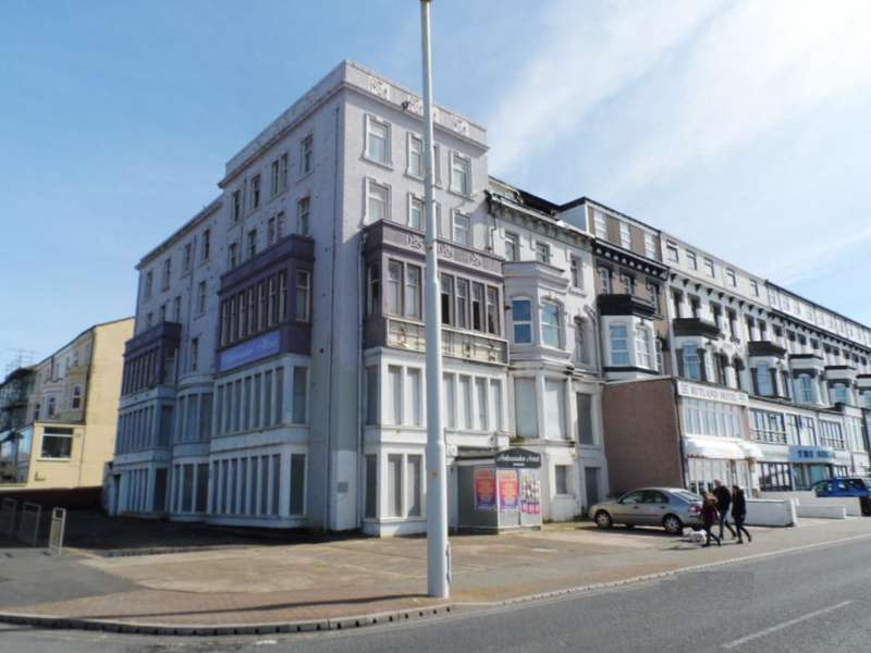 Hotel Commercial for sale in Promenade, BLACKPOOL, FY1 2JG
