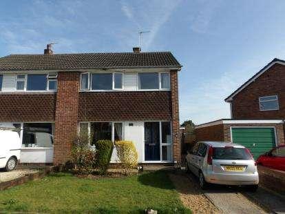 3 Bedrooms Semi Detached House for sale in Woodside, Ashby-de-la-Zouch