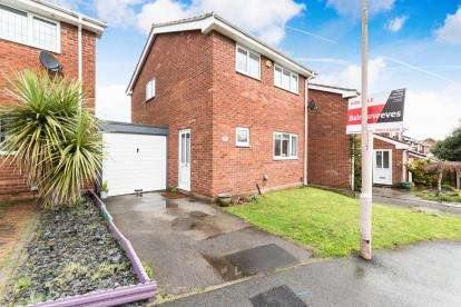 3 Bedrooms Detached House for sale in Quines Hill Road, Forest Town, Mansfield, Notitnghamshire