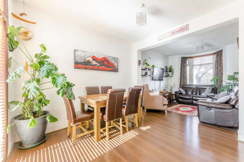 5 Bedrooms House for sale in Grasmere Road, South Norwood, SE25