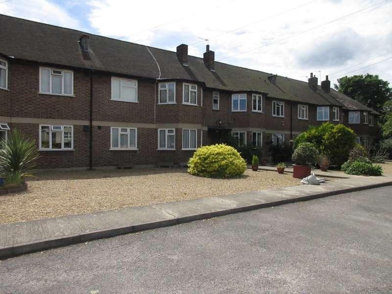 2 Bedrooms Flat for sale in Algar Close, Isleworth, TW7