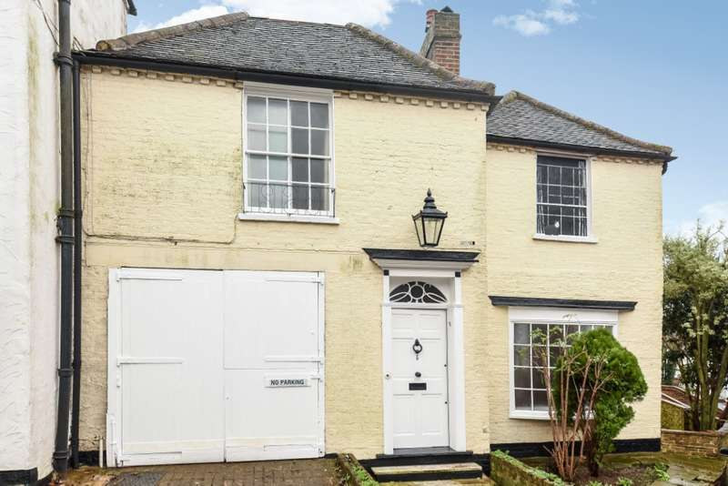 4 Bedrooms Link Detached House for sale in Farriers West Street, Harrow on the Hill, HA1