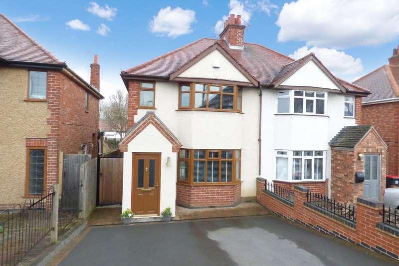 4 Bedrooms Semi Detached House for sale in Victoria Road, Hartshill, Nuneaton, CV10