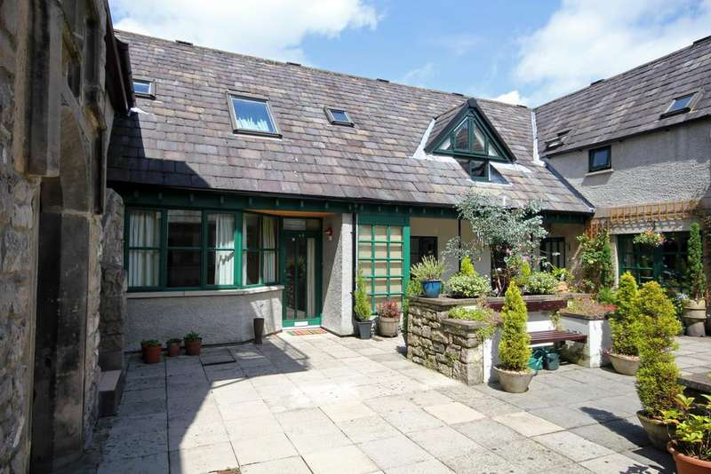 2 Bedrooms Flat for sale in Websters Yard, Kendal