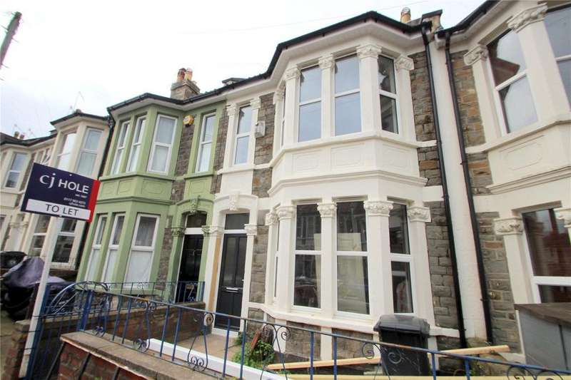 3 Bedrooms Terraced House for rent in Birch Road, Southville, Bristol, BS3
