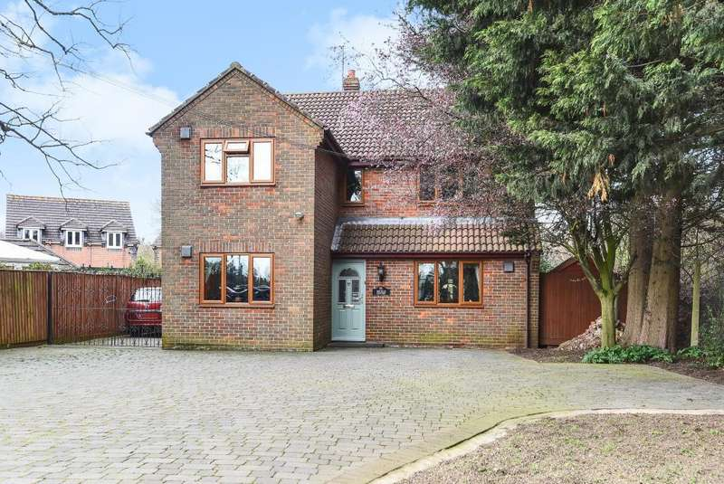4 Bedrooms Detached House for sale in Buckingham Road, Bicester, OX26