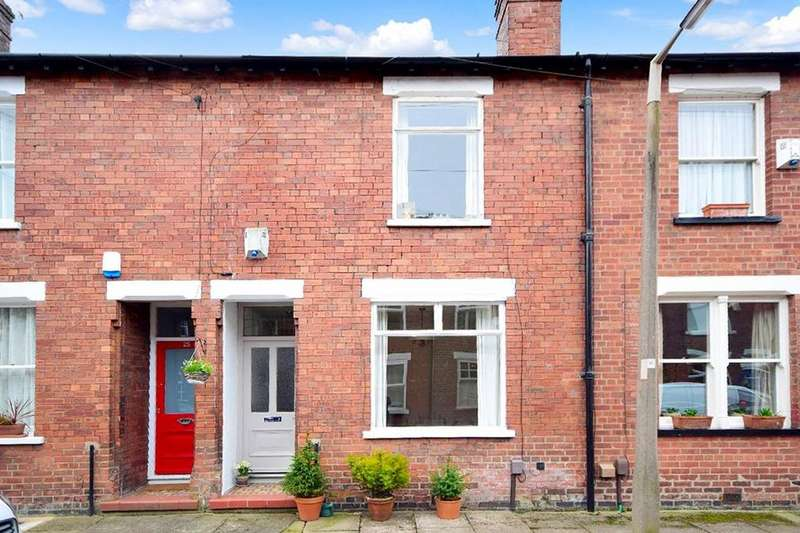 2 Bedrooms Terraced House for sale in Ernest Street, Cheadle