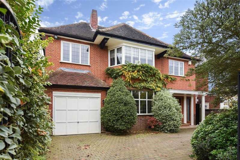 6 Bedrooms Detached House for sale in Chudleigh Road, Brondesbury Park, London, NW6