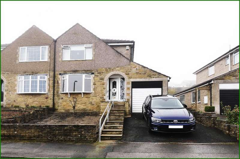 3 Bedrooms Semi Detached House for sale in 3 Rylstone Drive, Barnoldswick, BB18 5RG