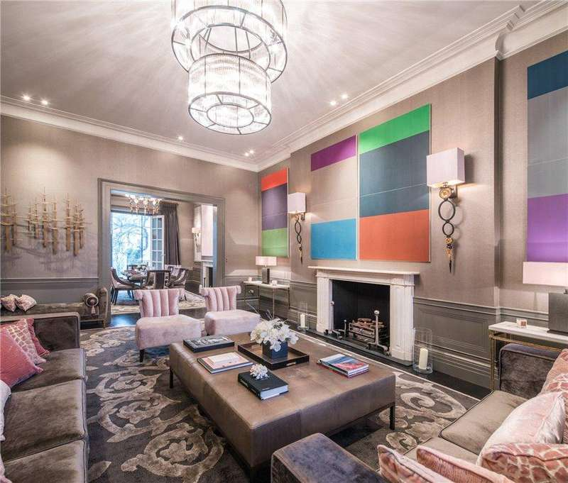 6 Bedrooms Terraced House for sale in Hanover Terrace, London, NW1