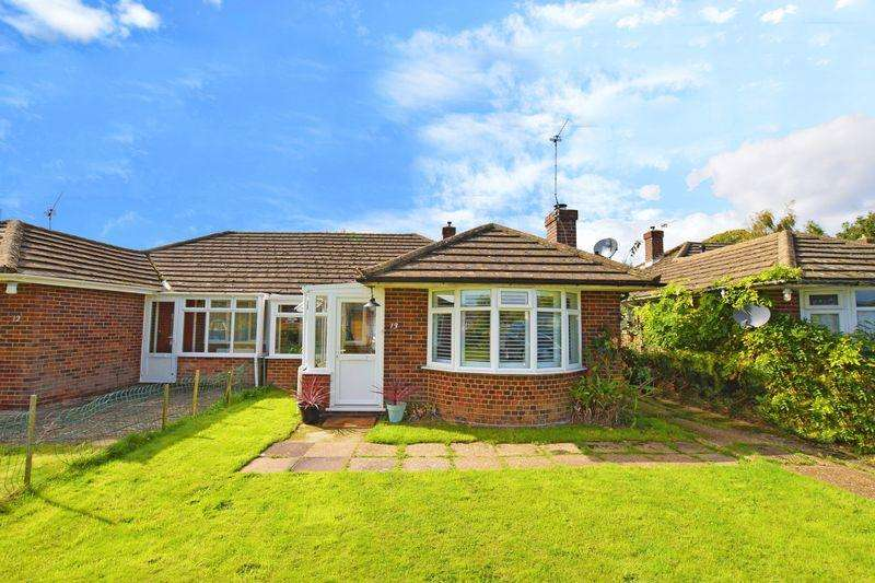 2 Bedrooms Bungalow for sale in Keld Drive, Uckfield