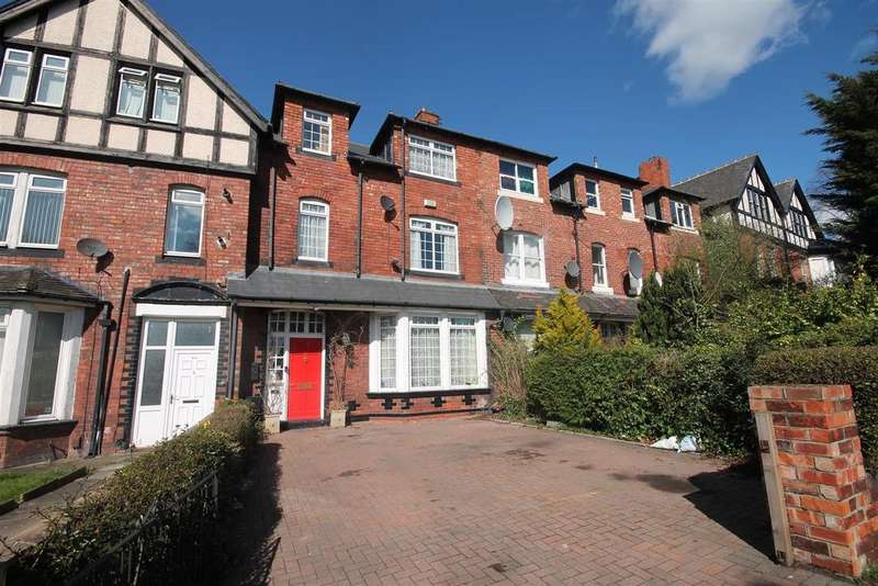 6 Bedrooms Terraced House for sale in Clairville Road, Middlesbrough