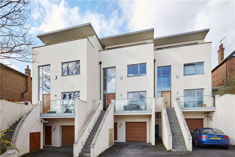 5 Bedrooms Terraced House for sale in Cottenham Park Road, London, SW20