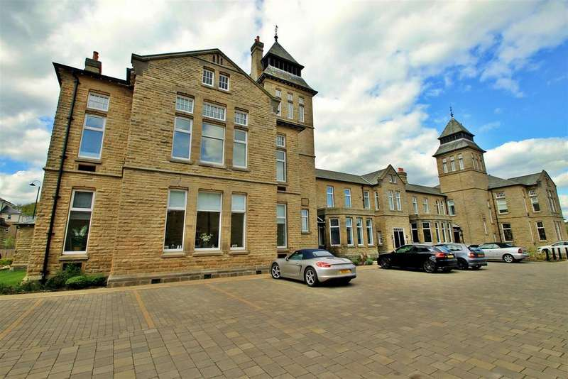 2 Bedrooms Apartment Flat for sale in 1 Borrowdale Court, Clifford Drive, Menston.