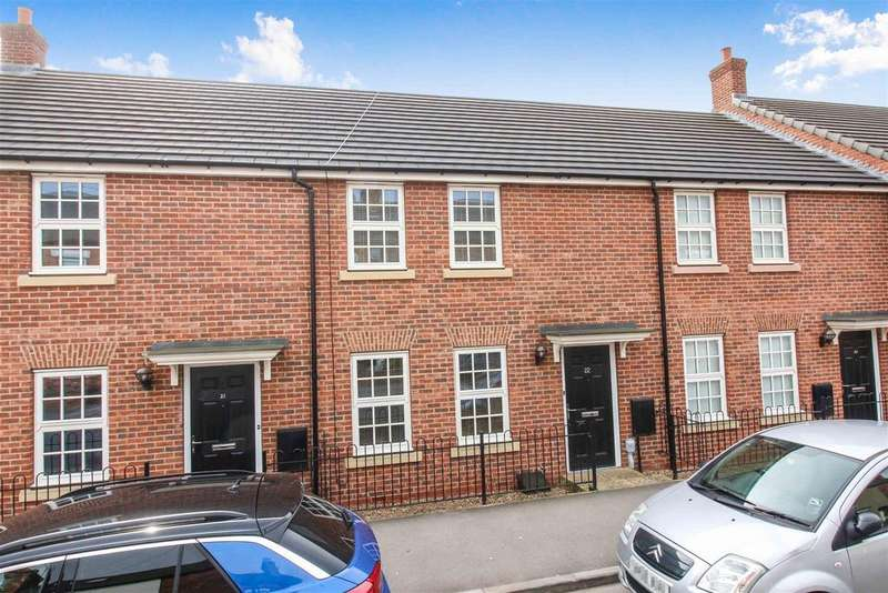 3 Bedrooms House for sale in Priory Road, Beverley, East Yorkshire