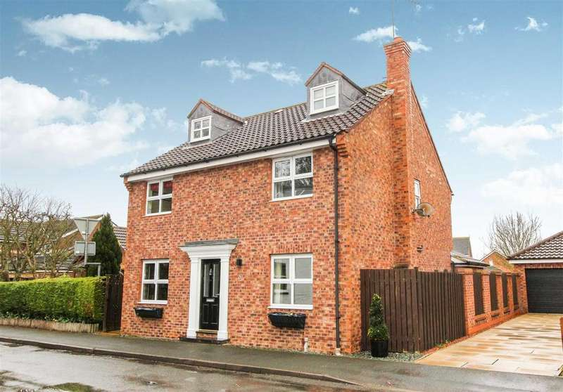 5 Bedrooms House for sale in Arram Road, Leconfield, Beverley