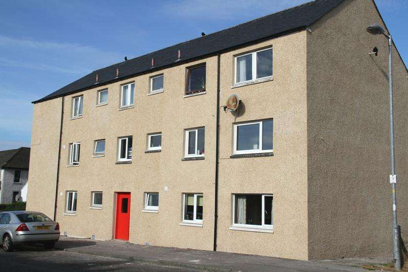 3 Bedrooms Flat for sale in Campbell Street, Lochgilphead PA31