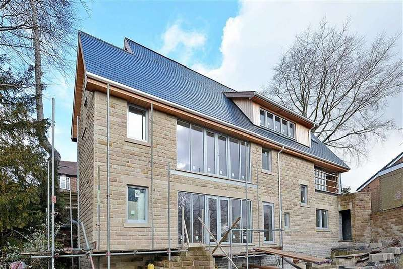 3 Bedrooms Detached House for sale in Kingsley Park Lodge, Kingsley Park Grove, Ecclesall, Sheffield, S11