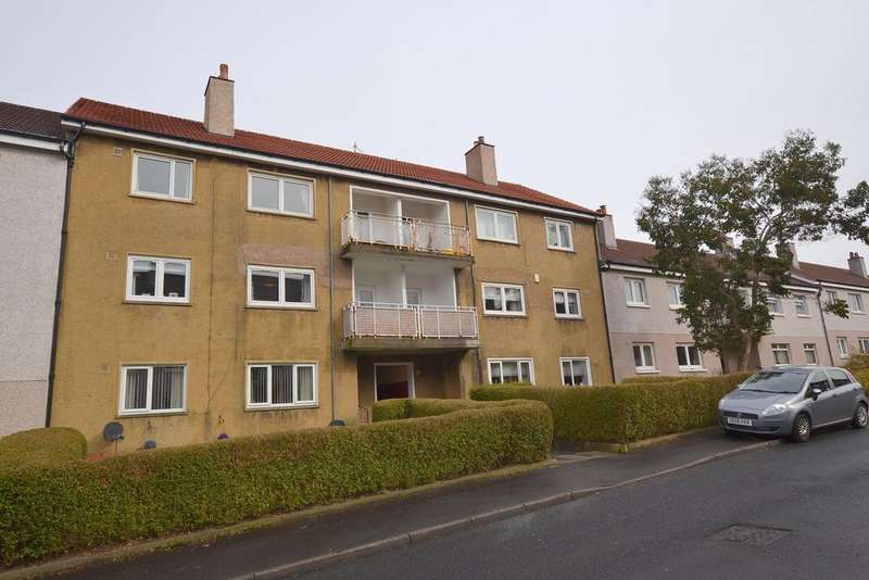 2 Bedrooms Flat for sale in 1/1 33 Ashmore Road, Merrylee GLASGOW, G43 2LZ