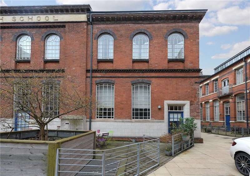 2 Bedrooms Flat for sale in Scholars Gate, 80 Severn Street, Birmingham, West Midlands, B1