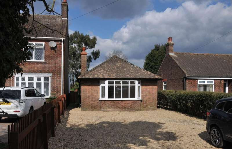 2 Bedrooms Detached Bungalow for sale in wH