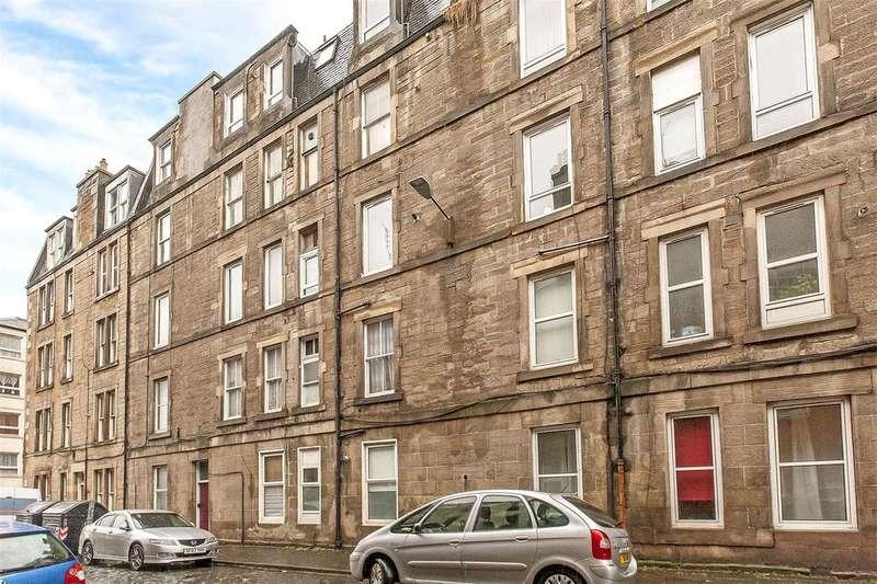 1 Bedroom Flat for sale in 10/13 Pirrie Street, Edinburgh, EH6