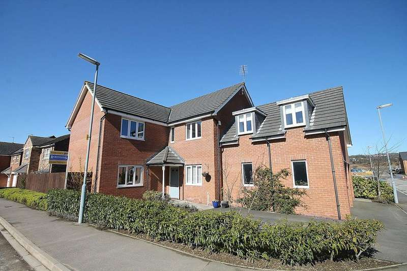 5 Bedrooms House for sale in Surtees Drive, Willington, Crook